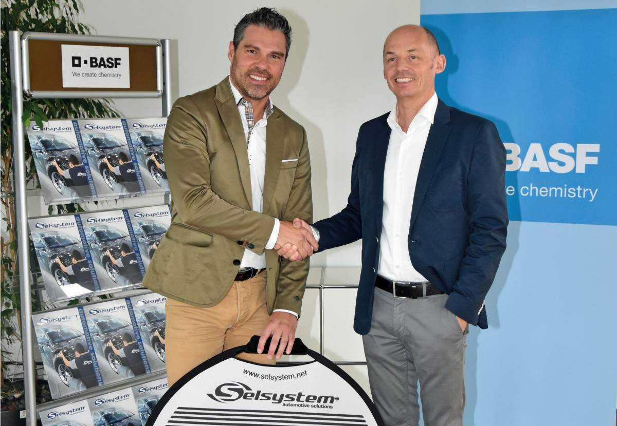 BASF Coatings und Selsystem starten Partnerschaft