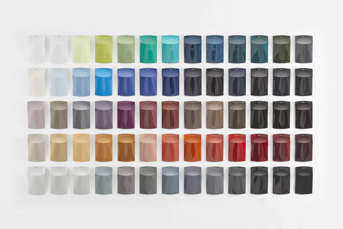 BASF Automotive Color Trends: Grau- und Blautöne im Fokus