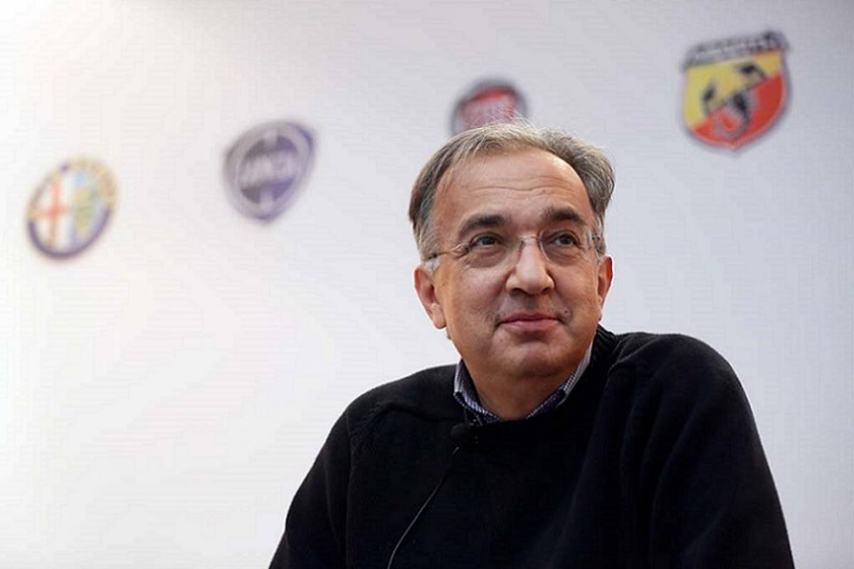 Ehemaliger FCA-Boss: Sergio Marchionne ist tot