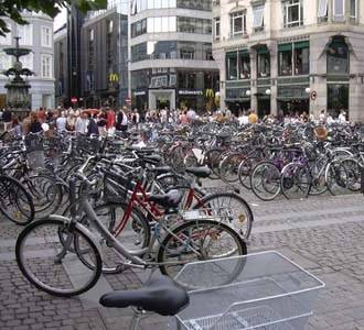 Velowege und Wasserstoffautos: Kopenhagen will Öko-Metropole werden