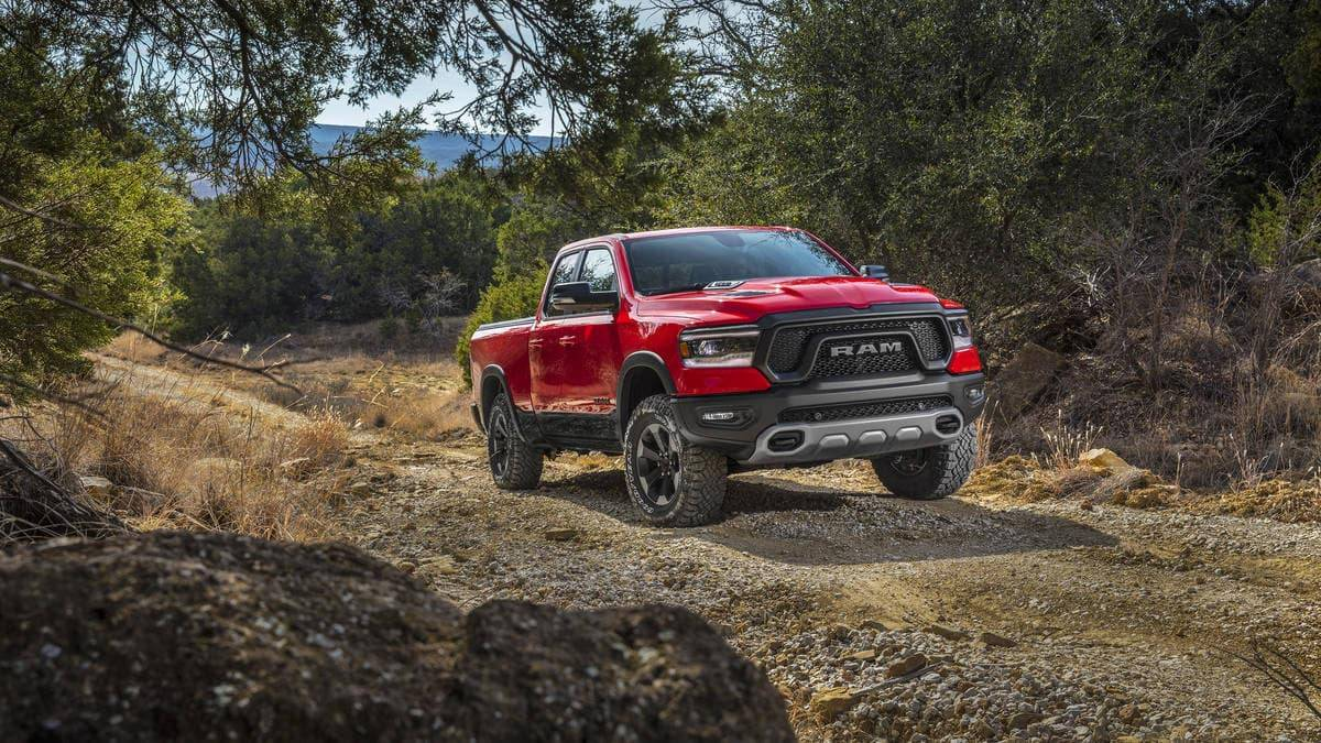 RAM 1500 Crew Cab Rebel 4x4: Cooles Design trifft auf Luxus