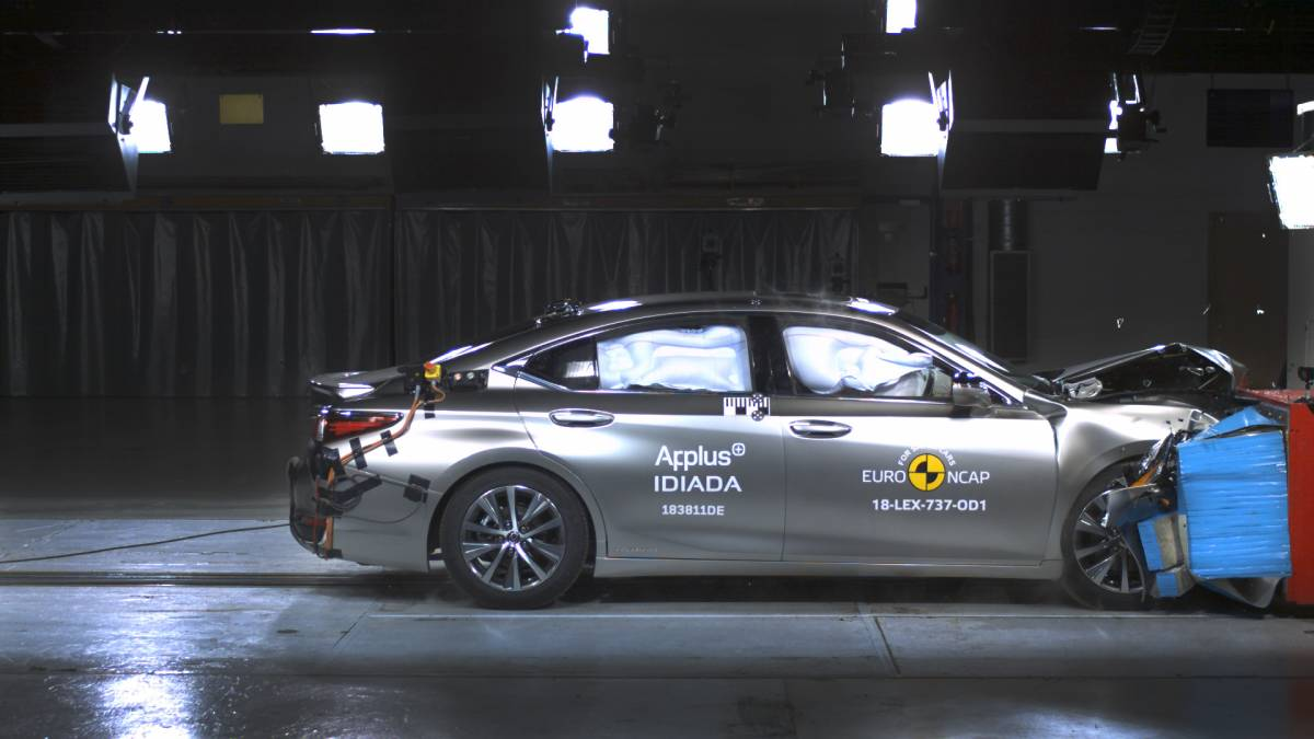Euro NCAP-Crashtests: Die sichersten Autos 2018