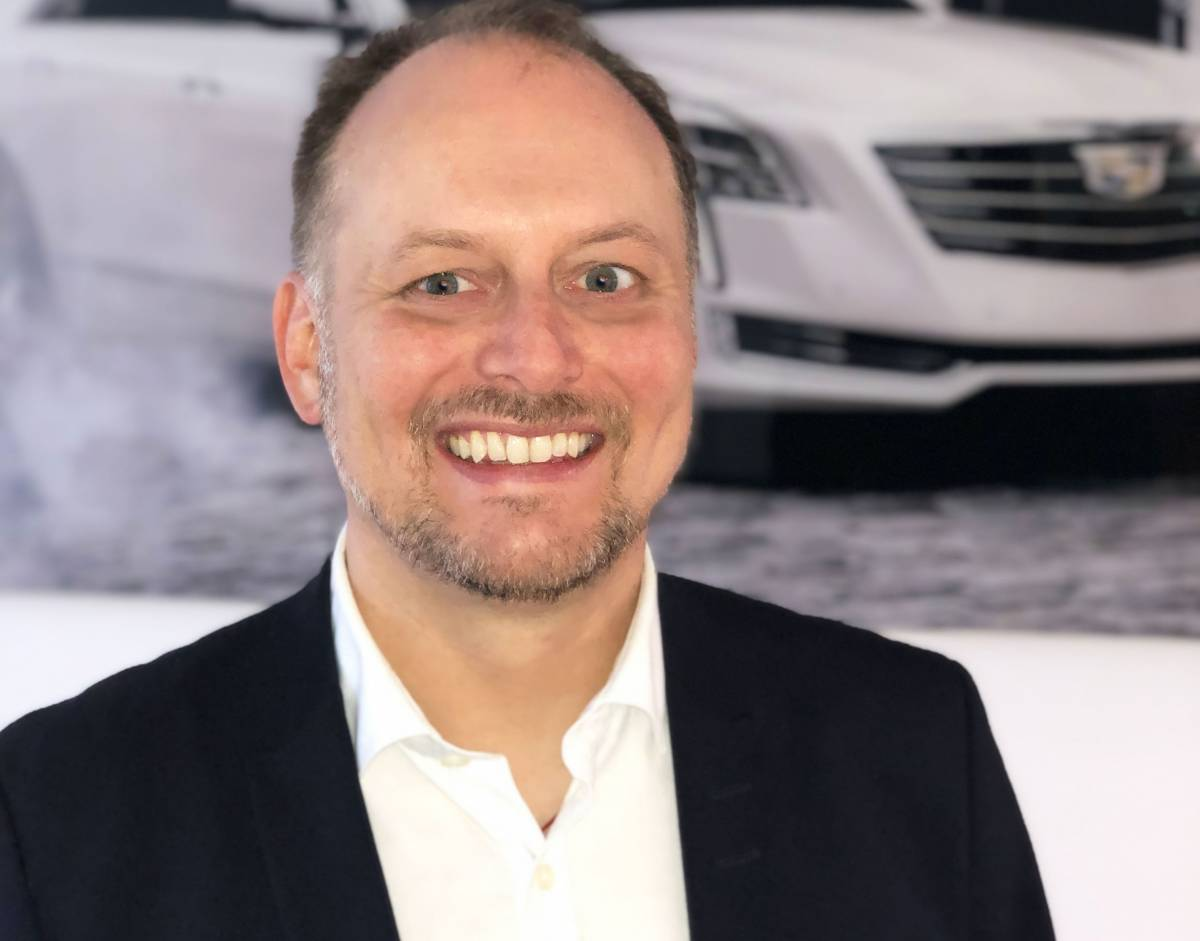 Cadillac Europe: Siegenthaler neuer Marketingchef