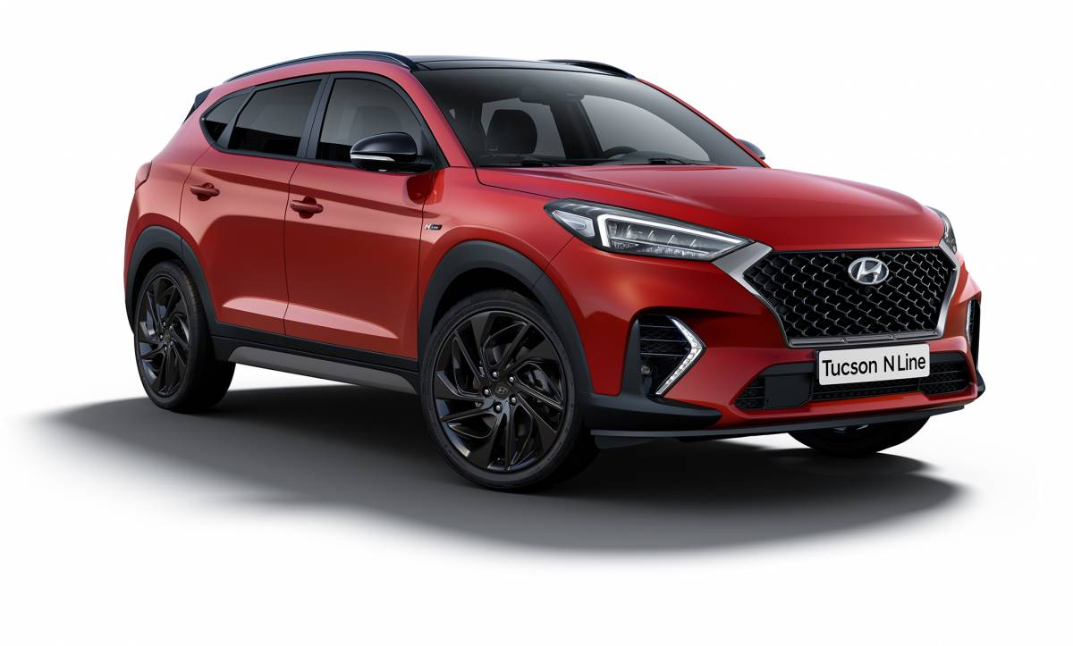 aboutFLEET DRIVINGDAY 2019: Hyundai Tucson N-Line auch am Start