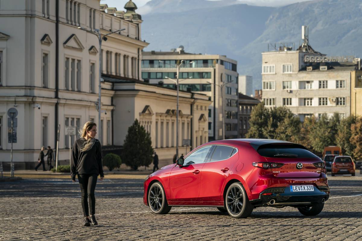Mazda 3 gewinnt den «Women's  World Car of the Year»-Award
