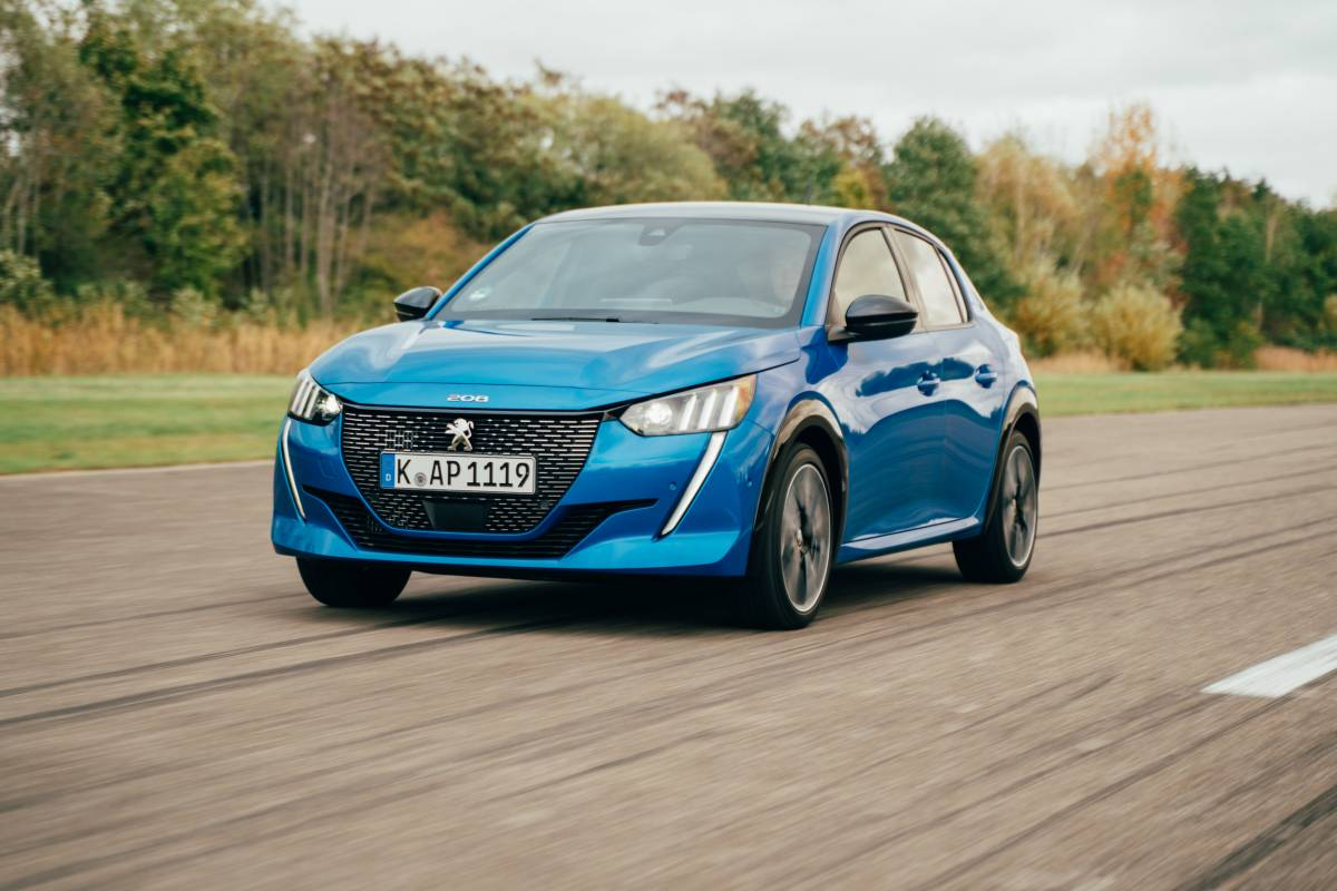 Peugeot 208 gewinnt «Car of the Year 2020»