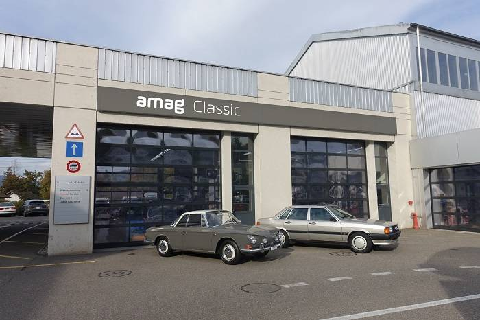 AMAG Classic: Neues Angebot in Schinznach-Bad