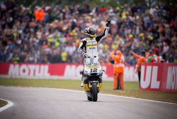 Moto2: Tom Lüthis heldenhafte Leistung in Assen
