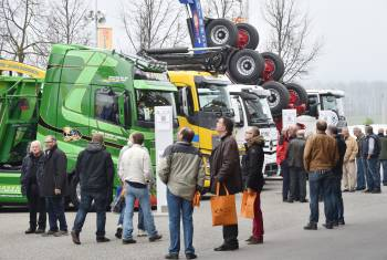 transport-CH 2017 baut den Aftermarket-Teil aus