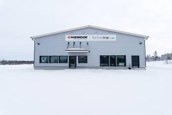Hankook eröffnet eigenes europäisches Testzentrum für Winterreifen in Finnland