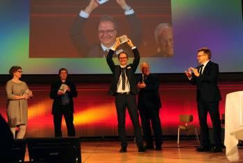 Der VSCI gewinnt den ENTERPIZE 2017