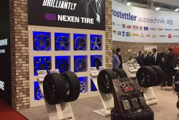 Nexen Tire präsentiert sich auf dem 87. Internationalen Autosalon in Genf