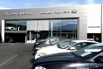Jaguar Land Rover Showroom in Thun feierlich eröffnet