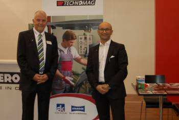 Die André Koch AG und die Technomag AG starten ihre Zusammenarbeit