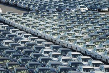 auto-schweiz: Erstes Quartal mit Zuwächsen