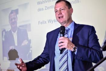 VSCI: Felix Wyss übernimmt das Präsidium