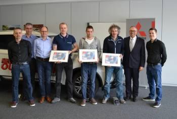 Mitsubishi «Technician Contest» 2017: Die besten Techniker der Schweiz