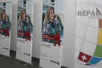 Geglückter Auftakt der Kooperation von Helvetia und Repanet Suisse