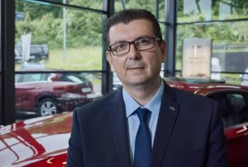 Sergio Sorrentino ist neuer Country Manager Infiniti