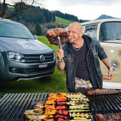 VW Nutzfahrzeuge Test Days mit Wettbewerb