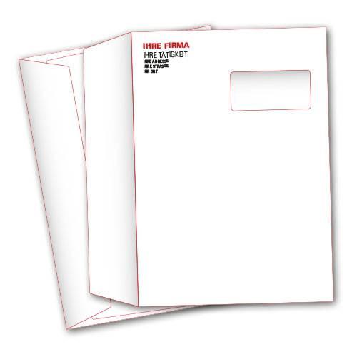Briefumschläge C4